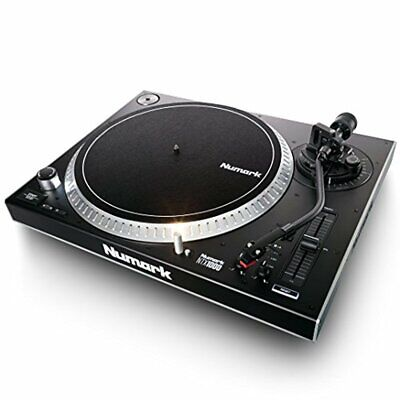 Numark NTX1000 Professional High-Torque Direct Drive Turntable with USB