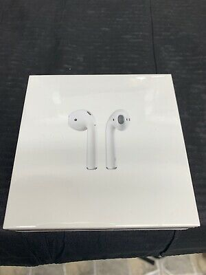Brand New Apple AirPods 2nd Gen MV7N2AM/A SEALED 2019