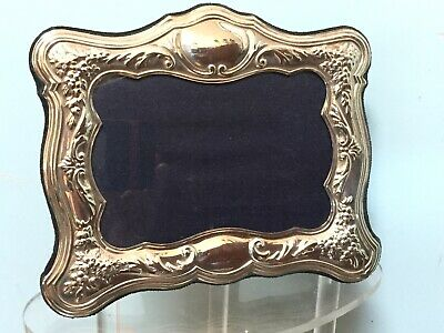 Solid Silver Sheffield Mark Picture Photo Frame 1996