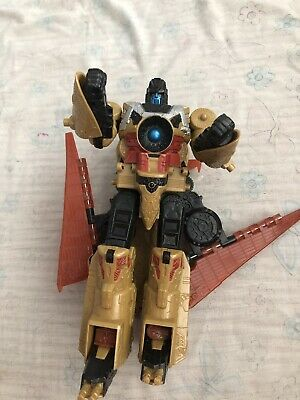 Transformers Cybertron Galaxy Force VECTOR PRIME Hasbro 2004 Free Ship 1 Flaw
