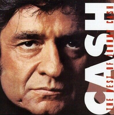 Johnny Cash - Best Of / 20 Greatest Hits - CD Neu & OVP - Ring Of Fire