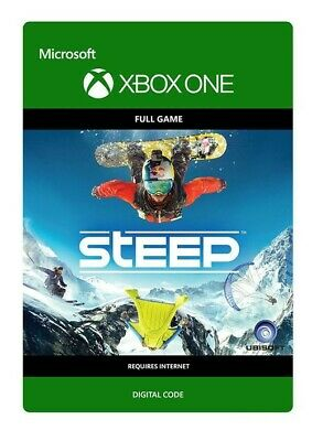 Steep Full Game Download Key Xbox One - Worldwide -