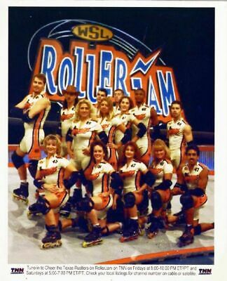 Wsl Rollerjam 2000 Featuring Rustlers, Hot Dice, Quakes, Riot Dvd (Rd-29)