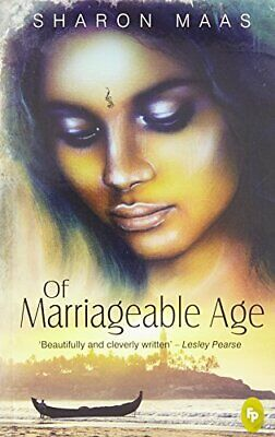 OF MARRIAGEABLE AGE By Sharon Maas **BRAND NEW**