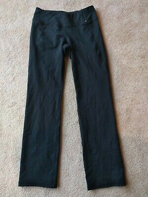 3a6c13cb43187 Calia Carrie Underwood Large Womens Black Athletic Pants Essential Straight  Fit