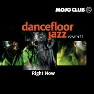 Vol. 11-Mojo Club-Right Now - V/a - Cd - Import - **mint Condition**