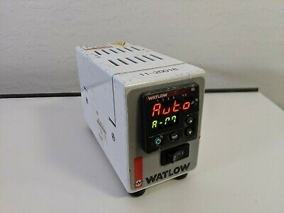 Watlow 96 SNGL-6KRG-1100 Single Controller Console, K Thermocouple, Relay Out