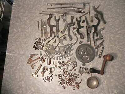 Antique Brass National Cash Register Parts 1912 Model 441