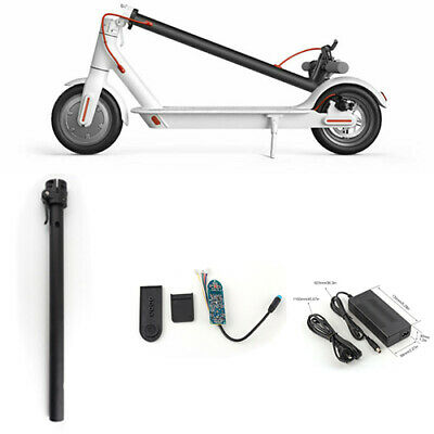 LIME Battery Charger+ Folding Pole + Circuit Board For Xiaomi Mijia M365 Scooter