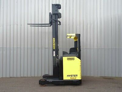 Hyster R1.6N Matrix Used Reach Forklift Truck. (#2430)