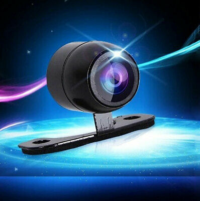 Reverse Camera Full HD Rear View Universal CCD Cam Night Vision Monitor Sensor