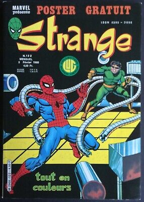 Strange Editions Lug N°122 from 5 February 1980 Very Good Condition with to Be