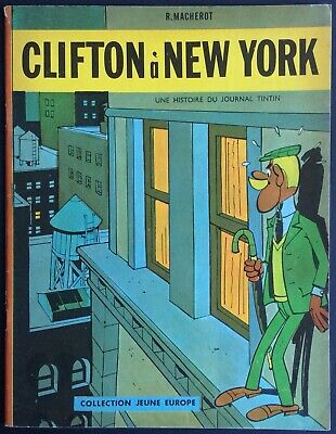 Clifton Tome 2 Clifton to New York Eo 1962 Very Good Condition