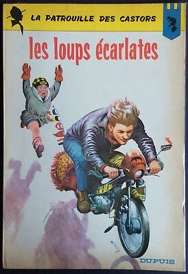 The Beavers Patrol Tome 11 Scarlet Wolves Eo 1964 near Mint (NM)