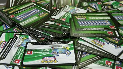 36x Sun And Moon Team Up Pokemon TCGO PTCGO TCG Online Codes Cards  FAST