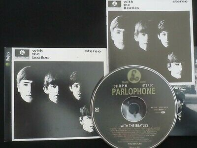 The-Beatles - With The Beatles -  Cd Album  - Remastered
