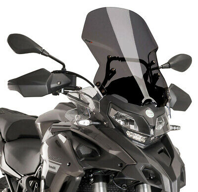 Puig Cupolino Touring Benelli Trk 502 2018 Fume Scuro