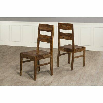 Emerson Wood Dining Chair - Set of 2