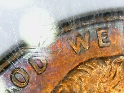 1995 1c Double Die Obverse Lincoln Cent - NGC MS65 Rare Grade - LOW POP