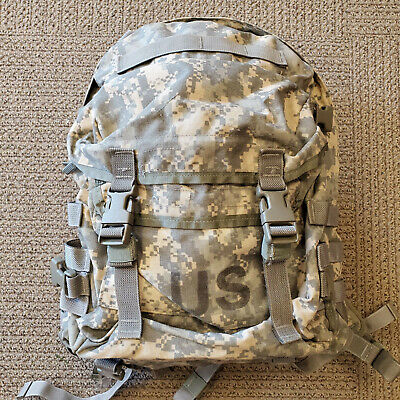 !!Great Pack!! Us Military Acu Ucp Molle Ii Patrol Assault Pack
