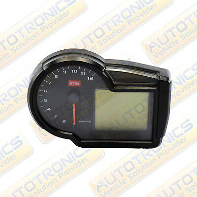 Aprilia RSV 1000 Tuono Clocks Speedometer Dashboard Repair (Quotation)