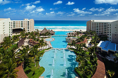 Westin Lagunamar Resort Oceanfront Cancun Resort  Sleeps 4,  7 nights