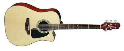 Takamine Pro Series 2 Dreadnought Cutaway Acoustic Electric Guitar w/ Case Used