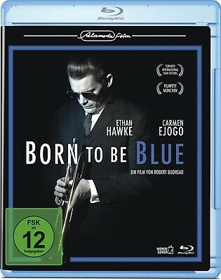 Born to Be Blue [Blu-ray Disc]