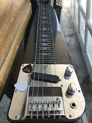 Rogue RLS-1 Lap Steel Guitar w/Stand, Bag and Slide