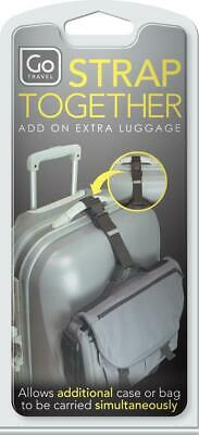Go Travel Add A Bag Strap Travel Luggage