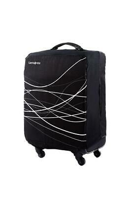 Samsonite Large Foldable Suitcase Cover Black Travel Luggage