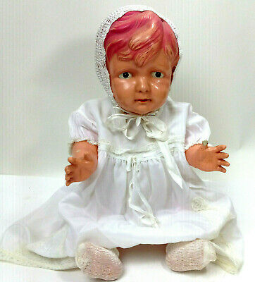 Vintage Celluloid DOLL Made in Japan 53cm