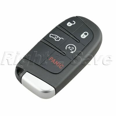 Car Keyless Entry Remote Chip Key 05026676AE Fit for Jeep Grand Cherokee 2018
