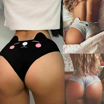 cde6cf2c19 Women Funny Lingerie G-string Briefs Underwear Panties Tstring Thongs Fast  Fast