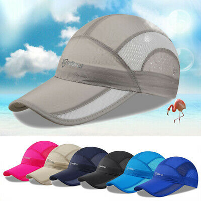 994443684 Unisex Baseball Cap Summer Outdoor Casual Quick-Dry Breathable Mesh Sun Hat