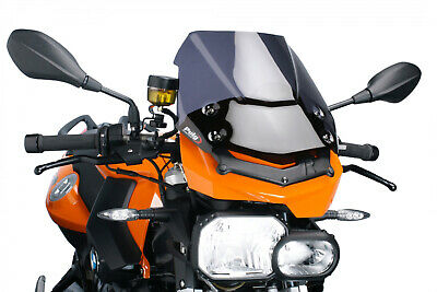 Puig Cupolino Naked Sport Bmw F800 R 2009 Fume Scuro