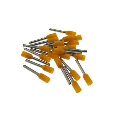 1900pcs Insulated Cable Lugs Wire End Sleeves Ferrules Kit 0.5~2.5mm² Assortmen