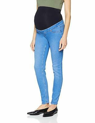 NEW LOOK Skinny Over Bump Maternity Jeggings Pregnancy Stretchy Jeans Sizes 8-16