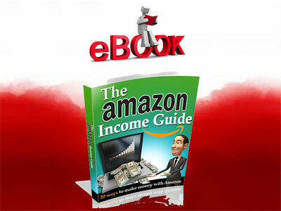 ebook The Amazon Income Guide Free Shipping- pdf- Bonus ebooks-resell Rights
