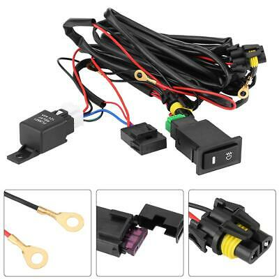 Driving//Fog Lamps Wiring Kit for Vauxhall Tigra Isolated Loom Spot Lights