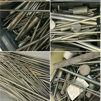 SCRAP Round Bar Stainless Steel OFF CUTS PRICE PER KG