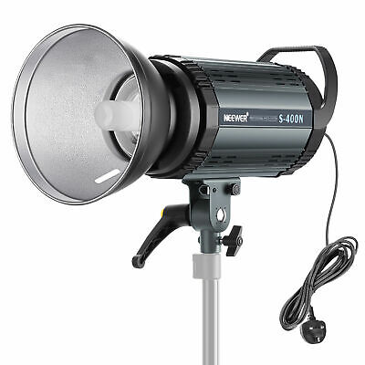 Neewer Studio Flash Strobe Light Moonlight with Modeling Lamp for Photography