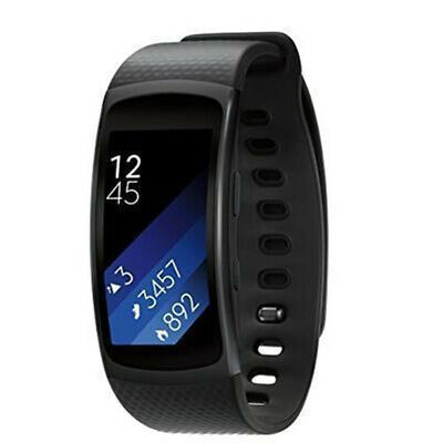 SAMSUNG Gear fit 2 SM-R360 smart wristband waterproof meter step curved screen