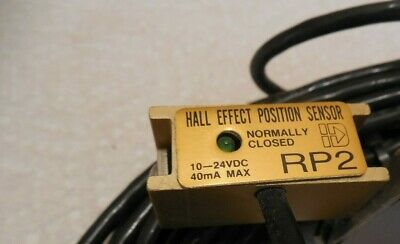 Danaher Motion Ind. Devices Rp2 Sensor Position Hall Effect