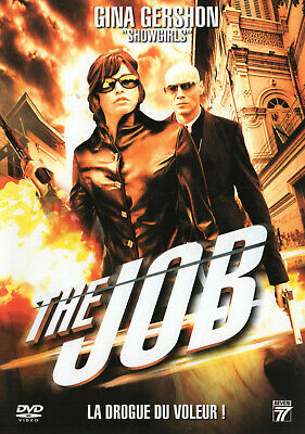 DVD - THE JOB : LA DROGUE DU VOLEUR [Gina Gershon ] Action / Policier - NEUF