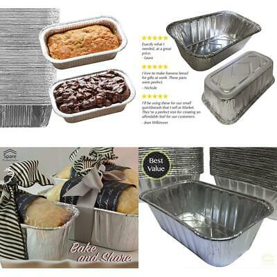 1350 x DISPOSABLE LOAF MOULD DARK BROWN 80x40x40mm NEXT DAY DELIVERY B4 1PM