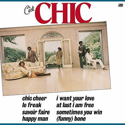 CHIC C'EST CHIC VINYL LP - Half-Speed Mastered (Released JUNE 21st 2019)