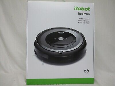 iRobot Roomba e6 Wi-Fi Connected Robot Vacuum. NEW