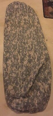 Used Military Issue Army Acu Camo Goretex Bivy Cover For Mss Sleeping System