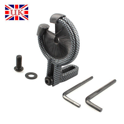 Compound Bow Archery Arrow Rest Whisker Brush Biscuit L/R Hand Hunting Shoot UK